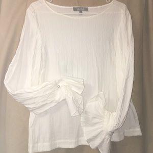 Tops - Marled reunited clothing white shirt